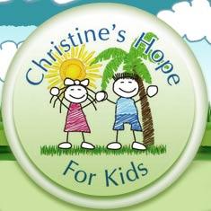 Christine's Hope For Kids logo